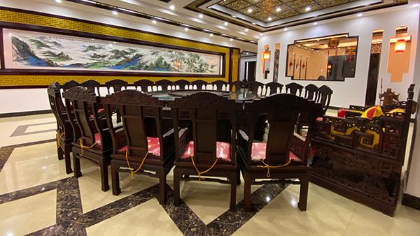 紫檀红木家具