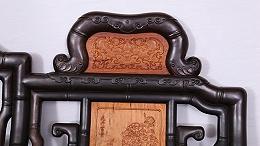 缅甸花梨家具具体好在哪里?清宝阁为您解答