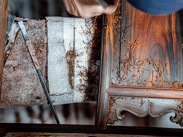 清宝阁-打磨工艺